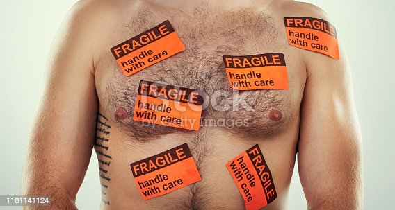 1134770826 istock photo Just because I'm fragile doesn't mean I'm feminine 1181141124