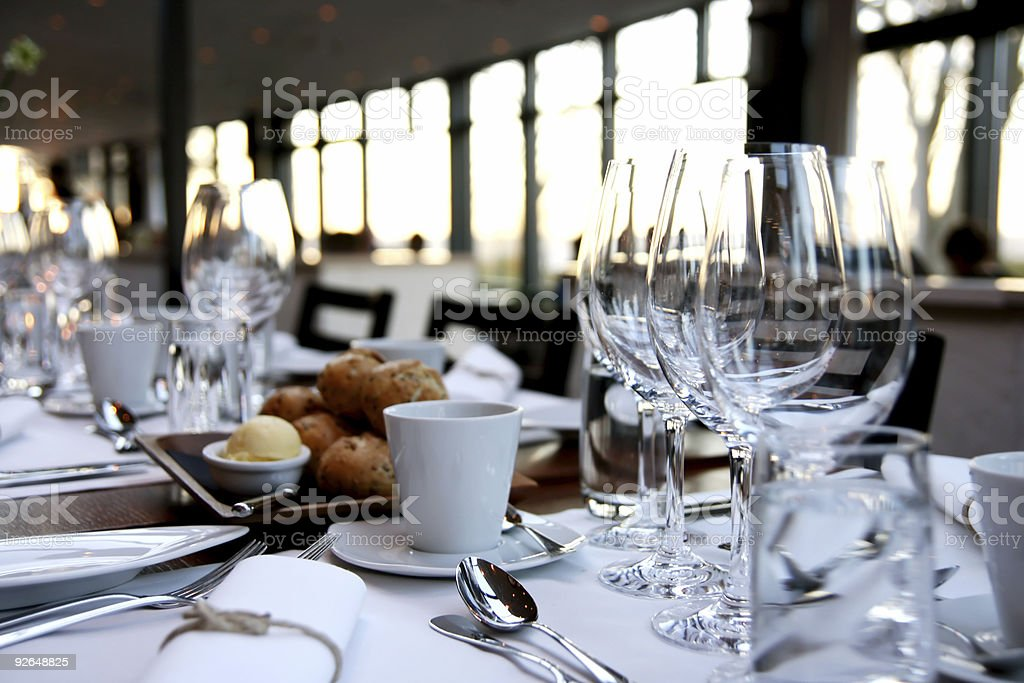 Just before dinner royalty-free stock photo