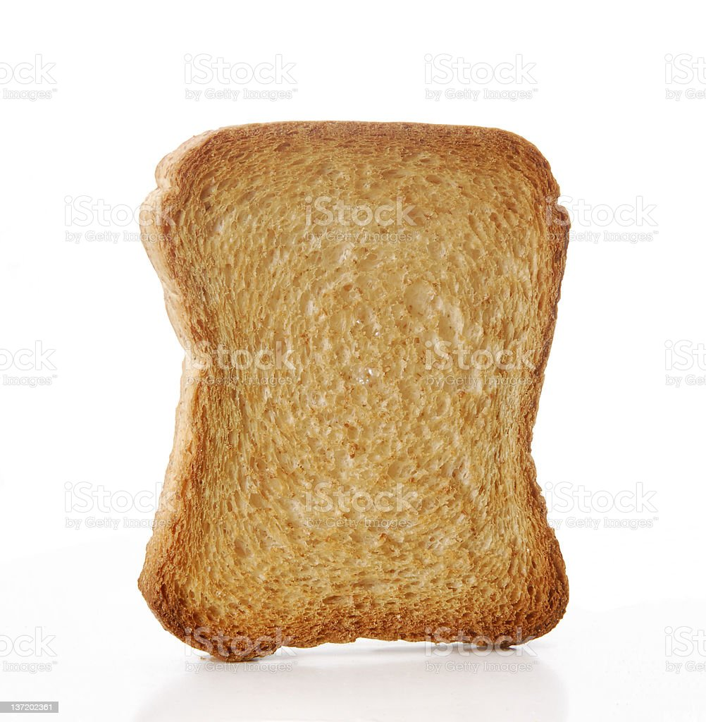 Just bread. royalty-free stock photo