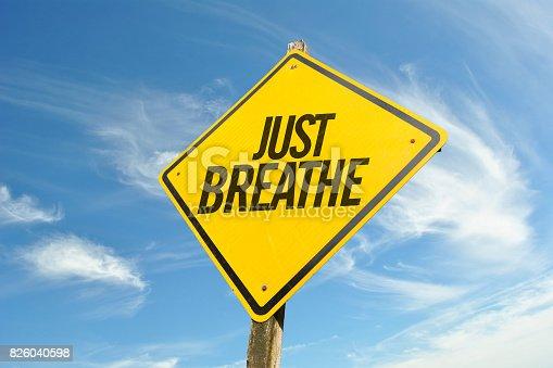istock Just Breathe 826040598