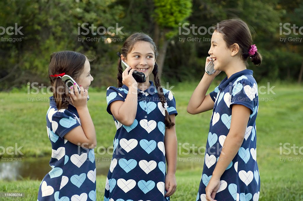 just called to say I love you royalty-free stock photo
