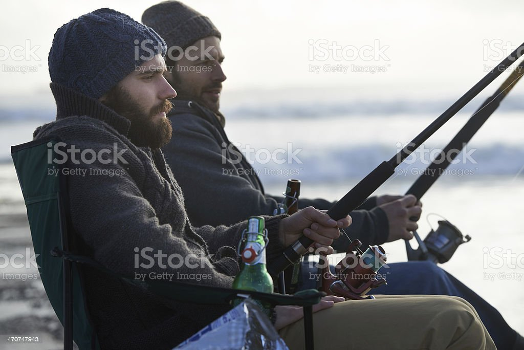 Just chilling stock photo
