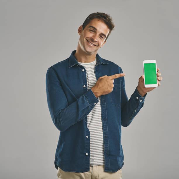 Ich habe gerade diese erstaunliche mobile App heruntergeladen – Foto