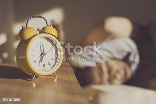 istock Just Five More Minutes 500401396