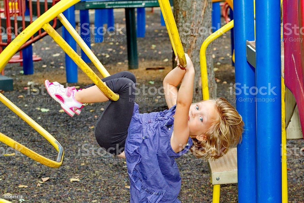 Just Hanging Around stock photo