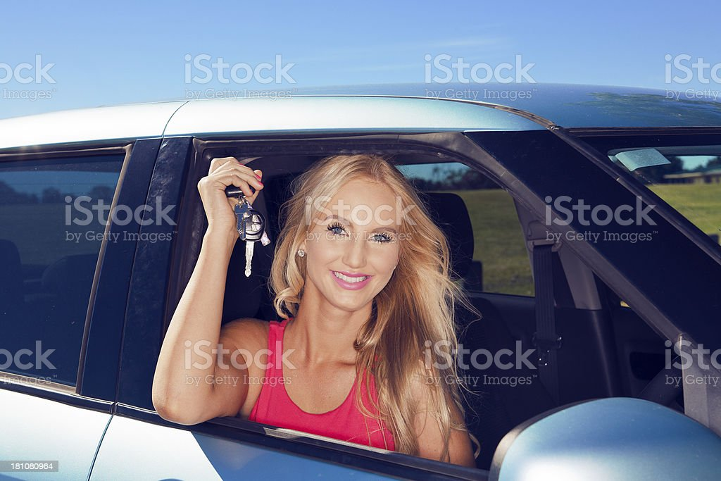 Just Licensed royalty-free stock photo