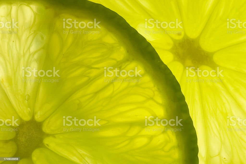 Just Limes royalty-free stock photo