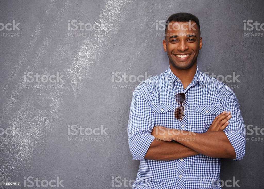 Just livin' life stock photo