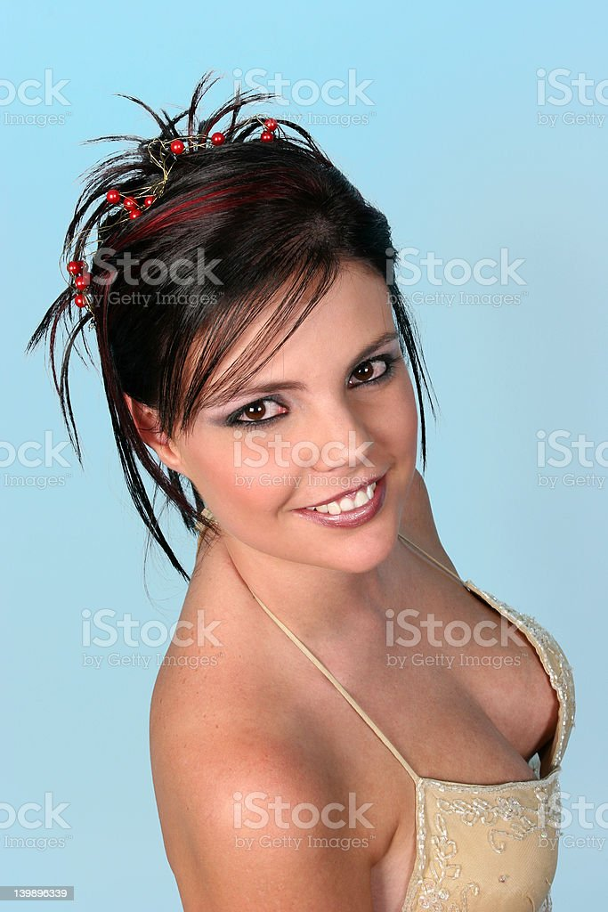 Just looking at me? royalty-free stock photo