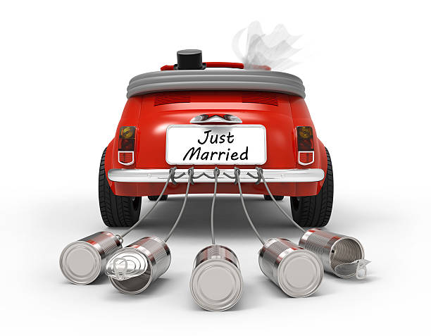 Just Married  – Foto
