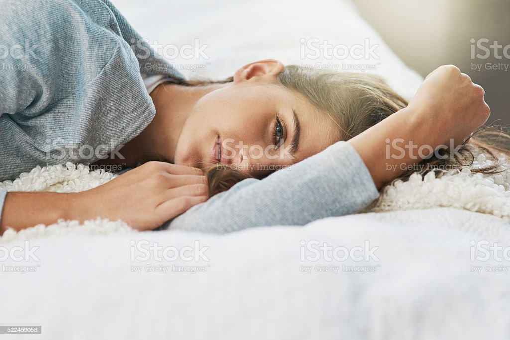 I just need a little me time stock photo