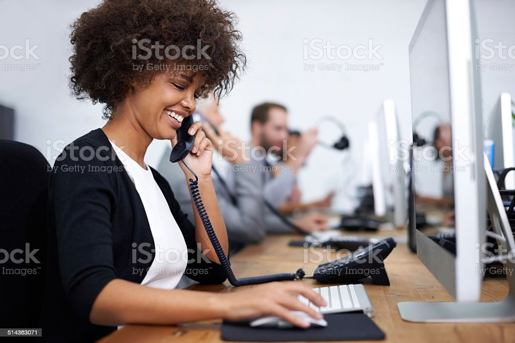 Just one moment please stock photo