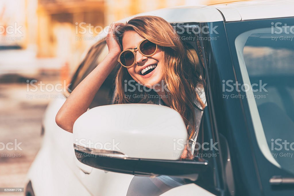 Just road ahead. stock photo