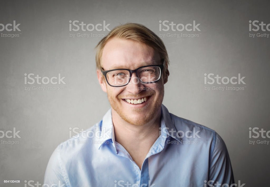 Just smile - foto stock