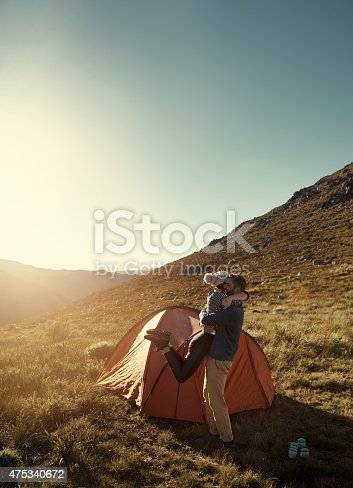 istock Just us and mother nature 475340672