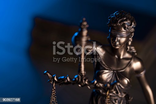 istock Justice concept. 903927168
