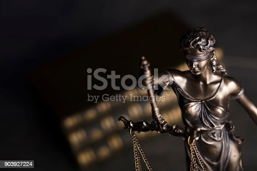 istock Justice concept. 903927224