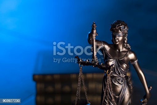 istock Justice concept. 903927230