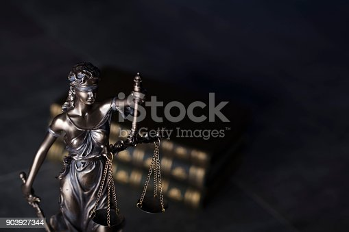 istock Justice concept. 903927344