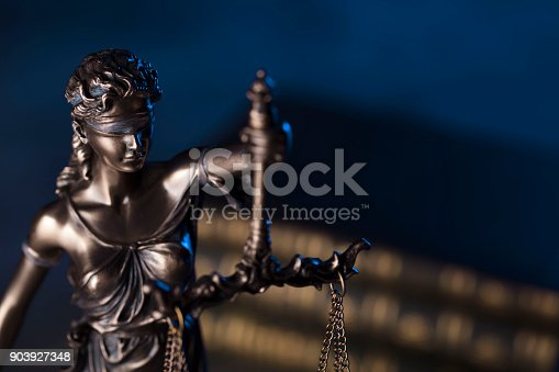 istock Justice concept. 903927348