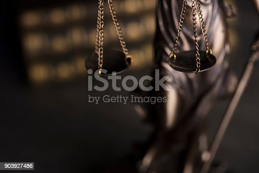 istock Justice concept. 903927486