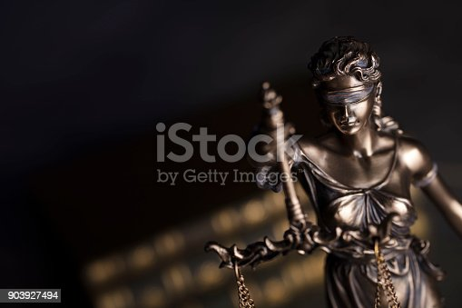 istock Justice concept. 903927494