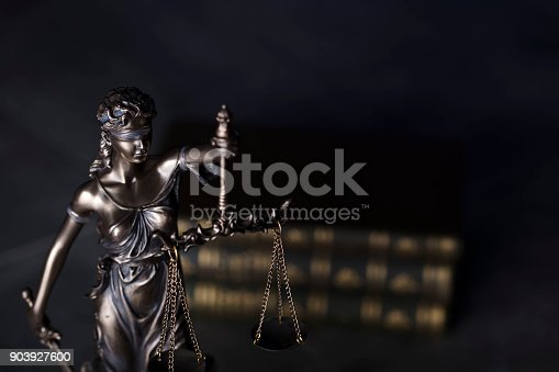 istock Justice concept. 903927600