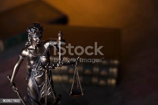 istock Justice concept. 903927602