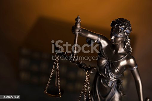 istock Justice concept. 903927608