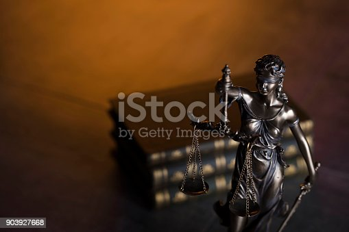 istock Justice concept. 903927668