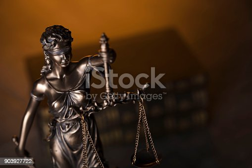 istock Justice concept. 903927722