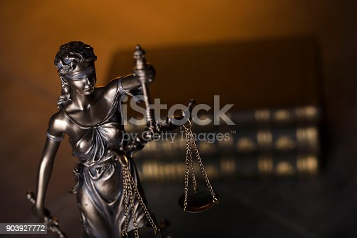 istock Justice concept. 903927772