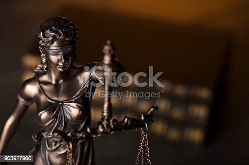 istock Justice concept. 903927960