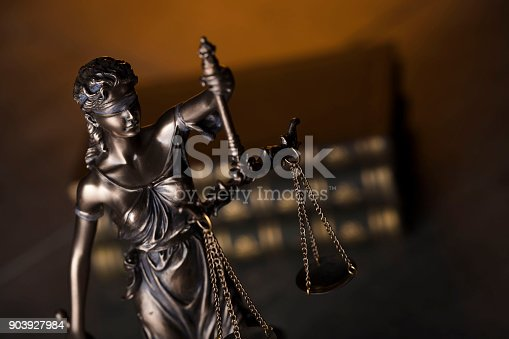 istock Justice concept. 903927984