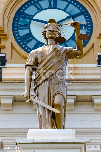 istock Justice is Blind 689849754
