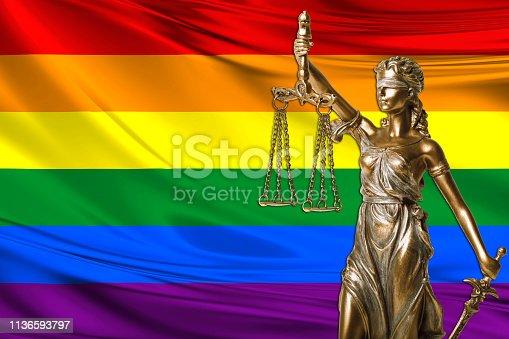 824305956istockphoto justice system in lgbtqi 1136593797
