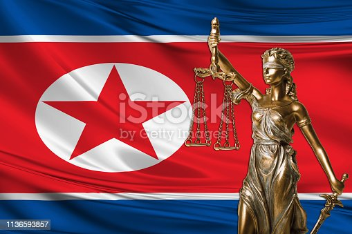 824305956istockphoto justice system in north korea 1136593857