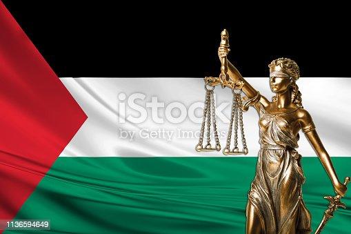 824305956istockphoto justice system in palestine 1136594649