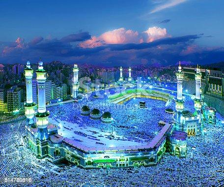 istock Kaaba Mecca 514769816