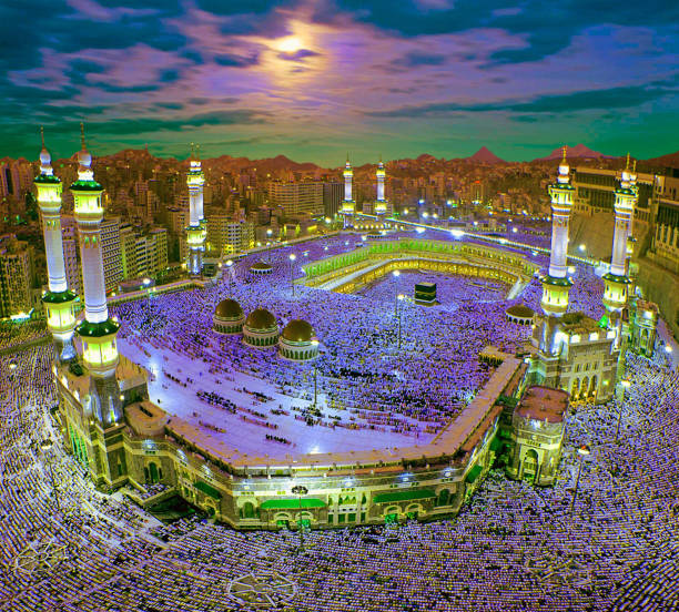 Kaaba Mecca Kaaba Mecca grand mosque stock pictures, royalty-free photos & images