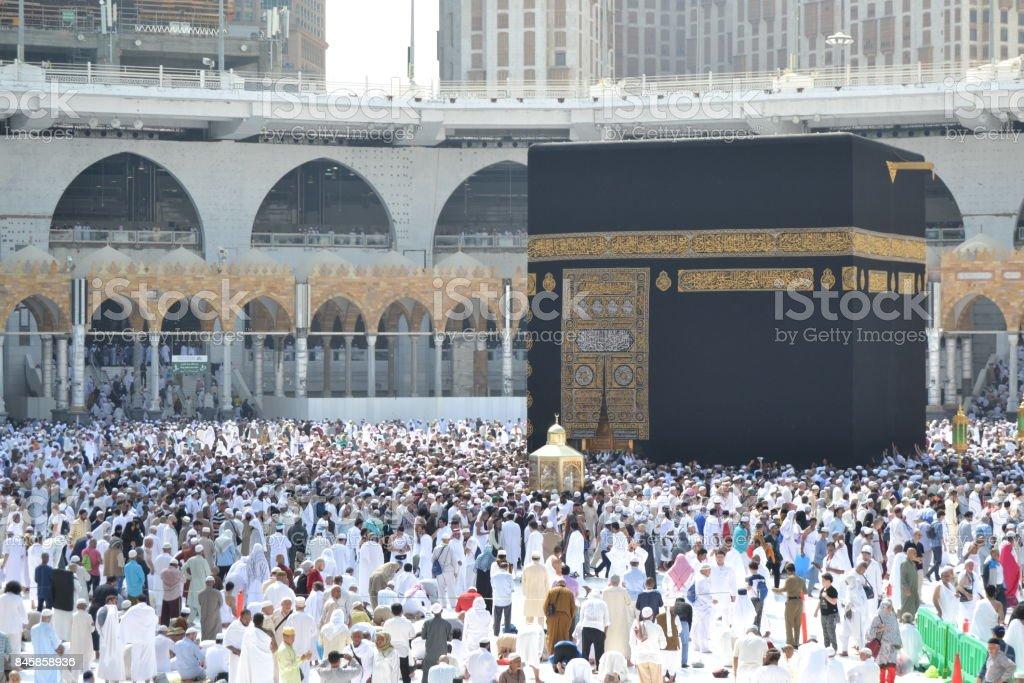 Kaaba stock photo