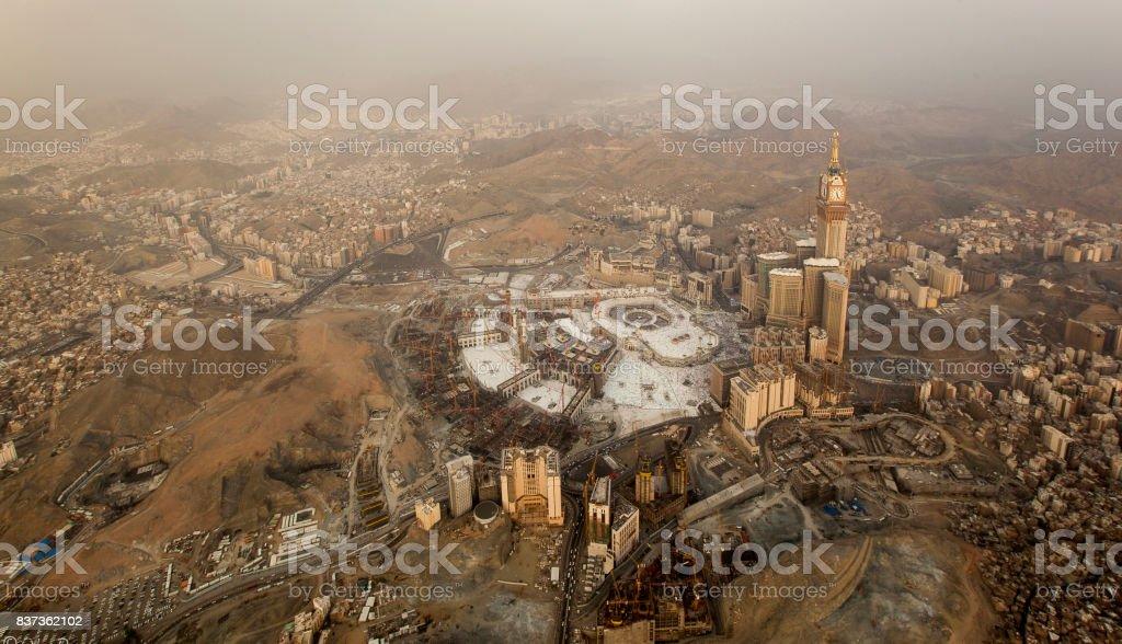 Kaabah - Masjid al Haram stock photo