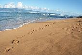Ka'anapali Beach Maui Hawaii High Quality
