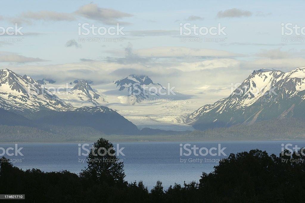 Kachemak Bay State Park, Alaska stock photo