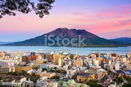 istock Kagoshima, Japan 504071044