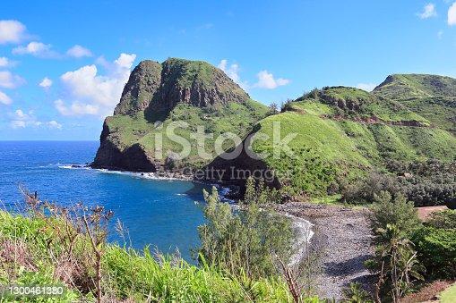 Kahakuloa Bay, Maui Island, Hawaii