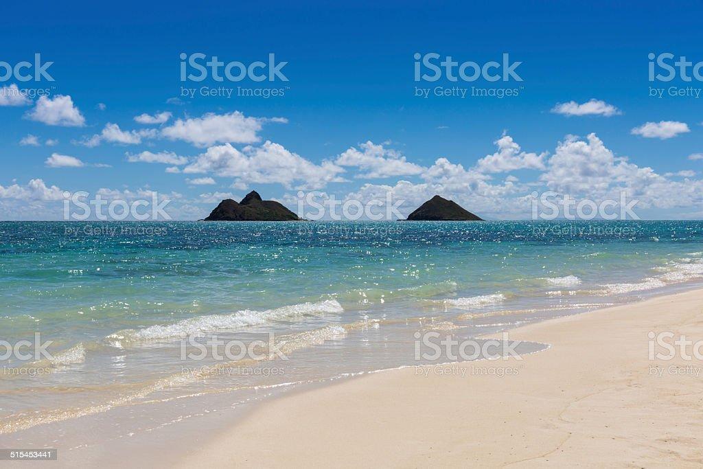 Kailua Beach Park Oahu Hawaii Usa Stock Photo Download