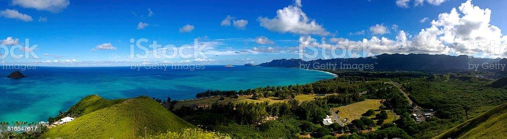 Kailua Beach stock photo