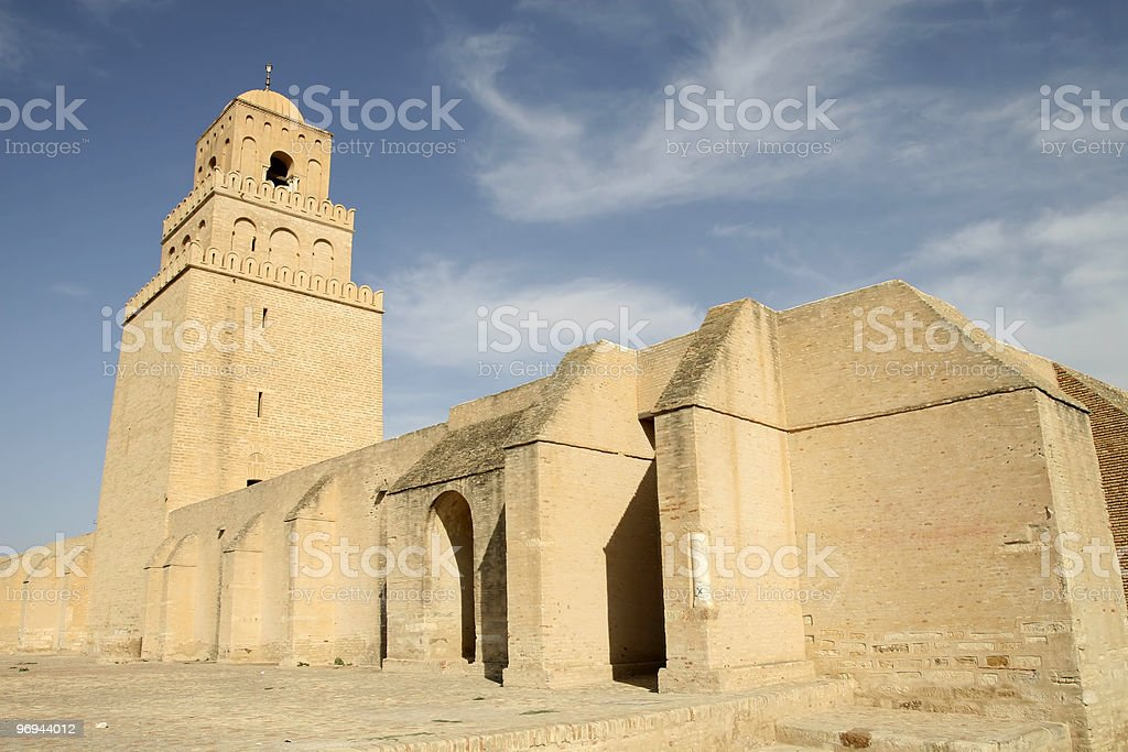 Kairouan Tunisia royalty-free stock photo