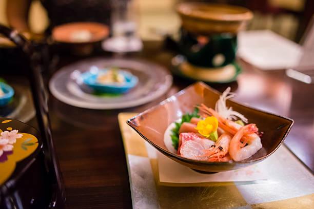 懐石-ryōri:mukōzuke - 和食 ストックフォトと画像